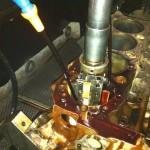 Chevy Small Block V8 beim Hohnen