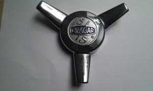 Cragar S&S Radkappe