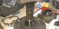 trailing-arm-spindle